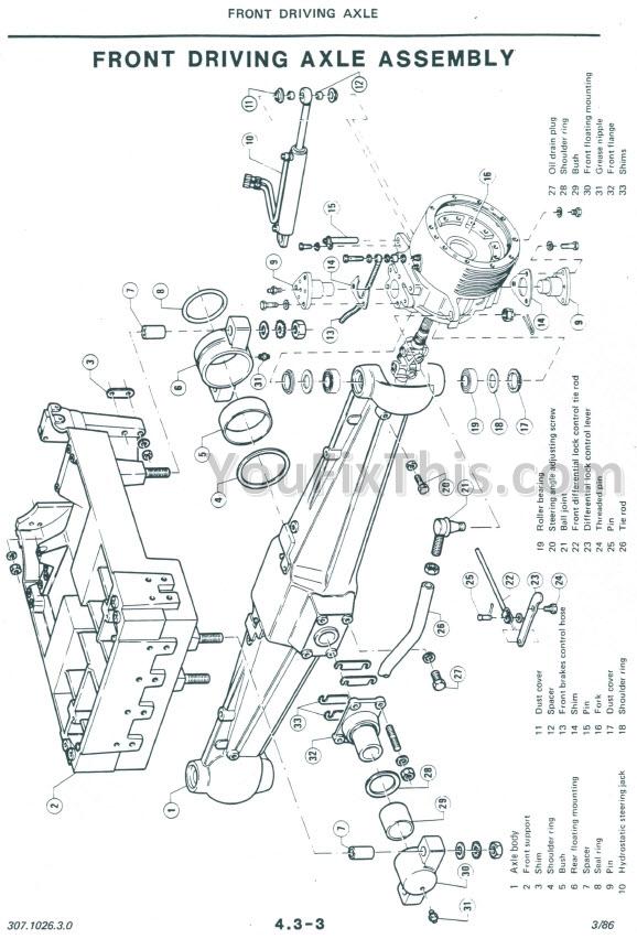 same tractor fuse box