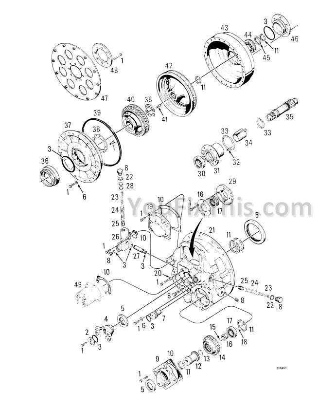 07 sport trac fuel filter