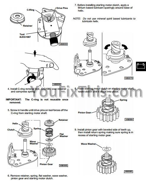 Deere 250 Wiring Diagram Wiring Diagram