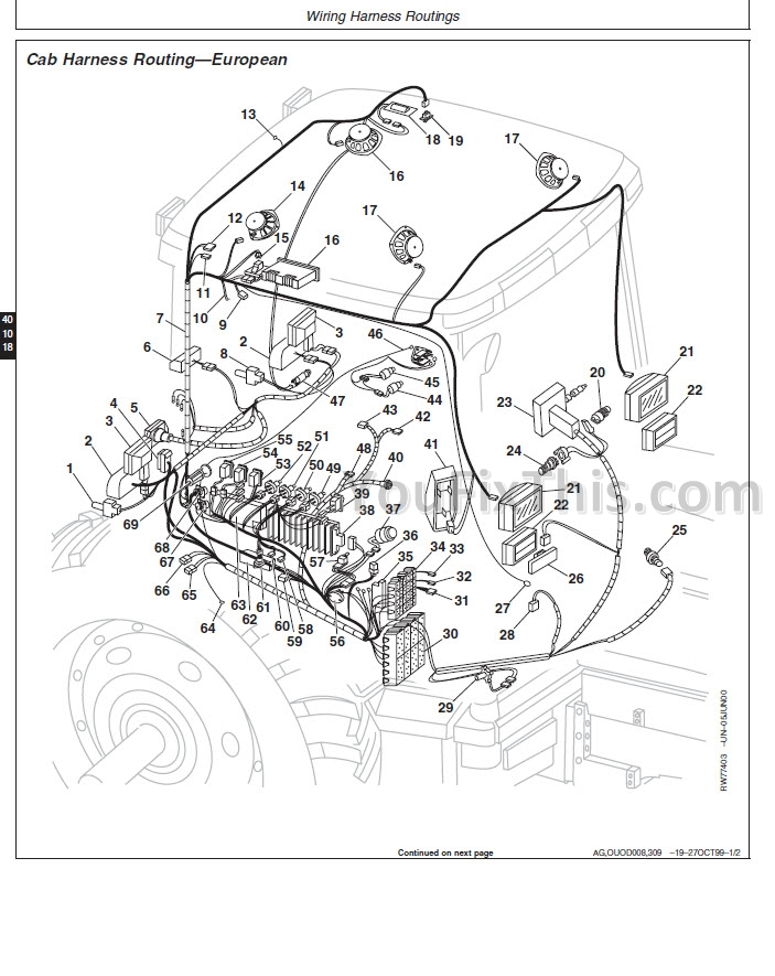 3930 new holland wiring diagram auto parts diagrams
