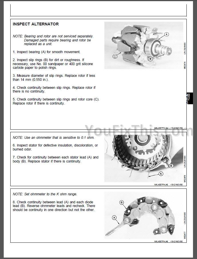 John Deere Sx85 Wiring Schematic Wiring Schematic Diagram