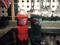 Small Of Mt Dew Flavors