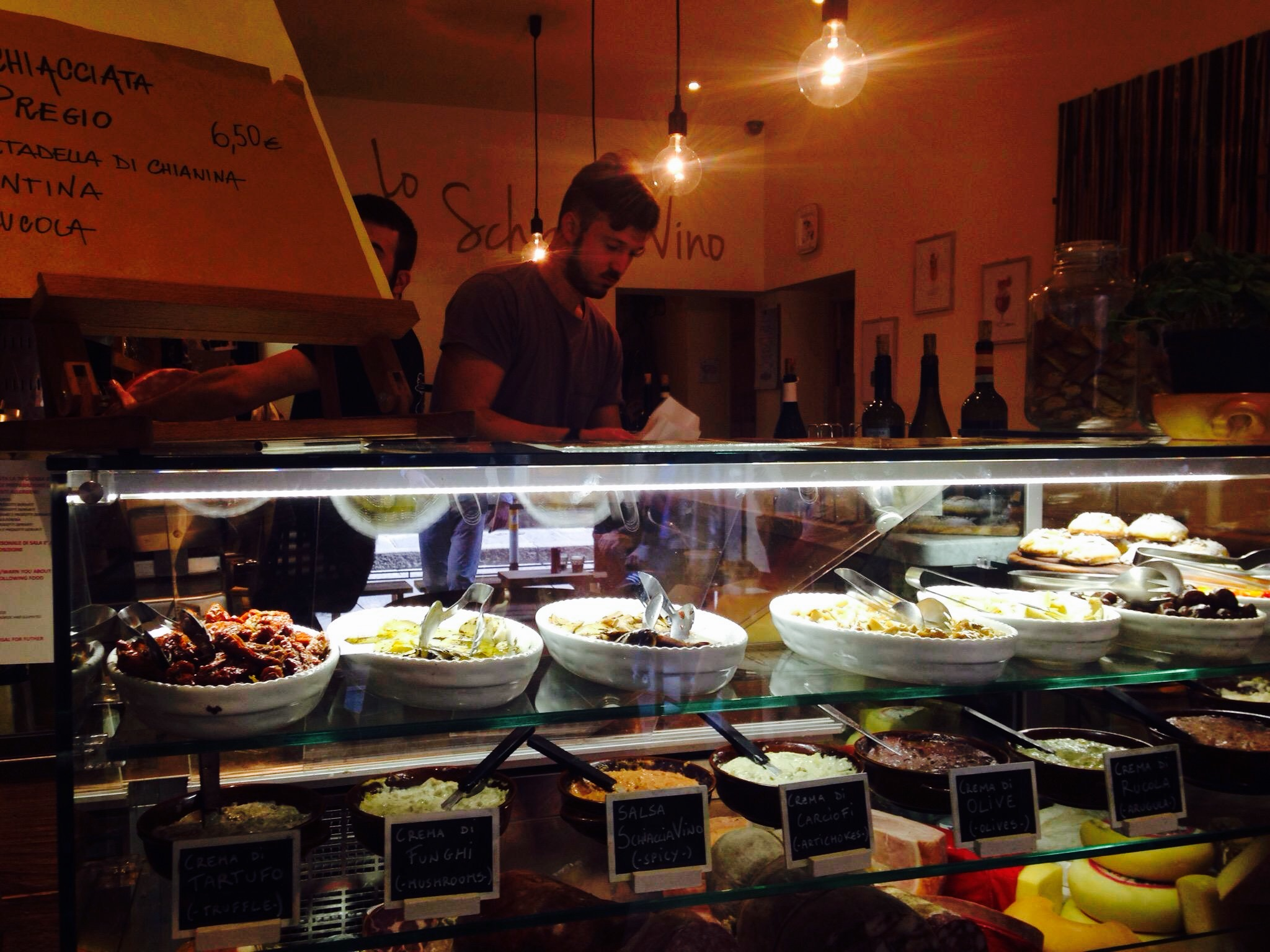 Lo Schiacciavino Reviews Food Drinks In Tuscany Florence Trip Com