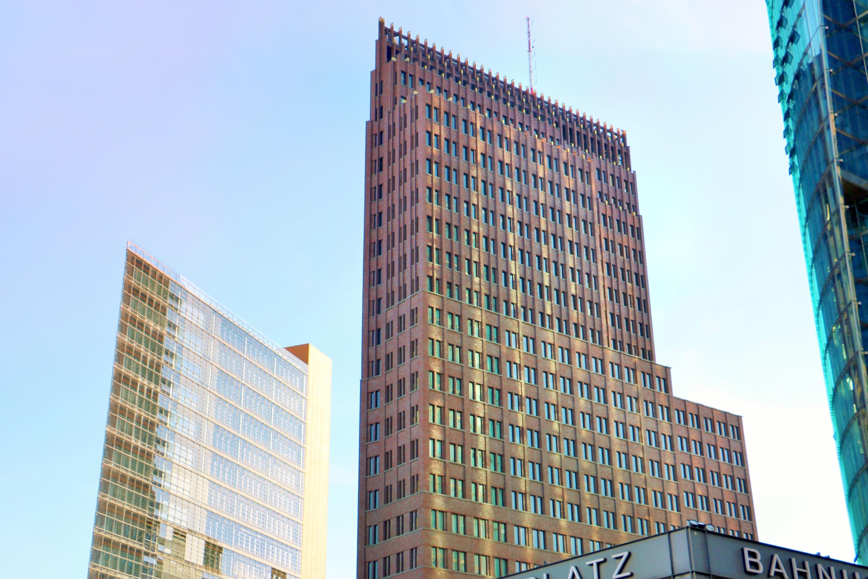 Deutsche Küche Potsdamer Platz Kollhoff-tower Travel Guidebook –must Visit Attractions In Berlin – Kollhoff-tower Nearby Recommendation – Trip.com