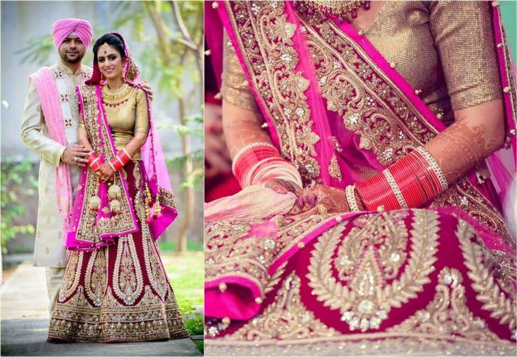 Punjabi american wedding