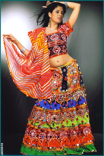 Gujarati Girls Photo Wallpapers Navratri Special Garba Dandiya Best Dress Ideas Hairstyle