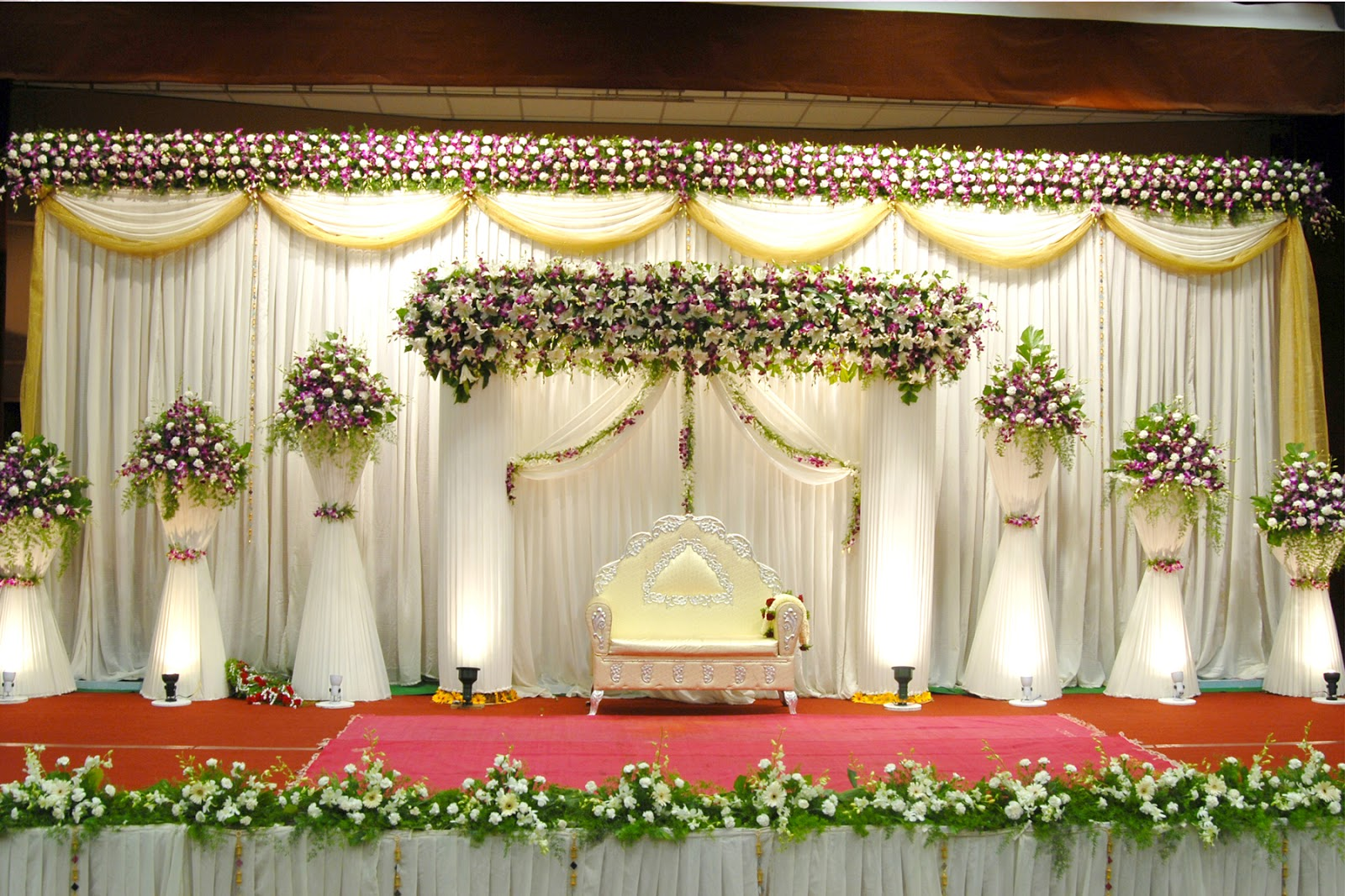 Photo De Decoration Best Wedding Stage Decoration Idea For Indian Weddings