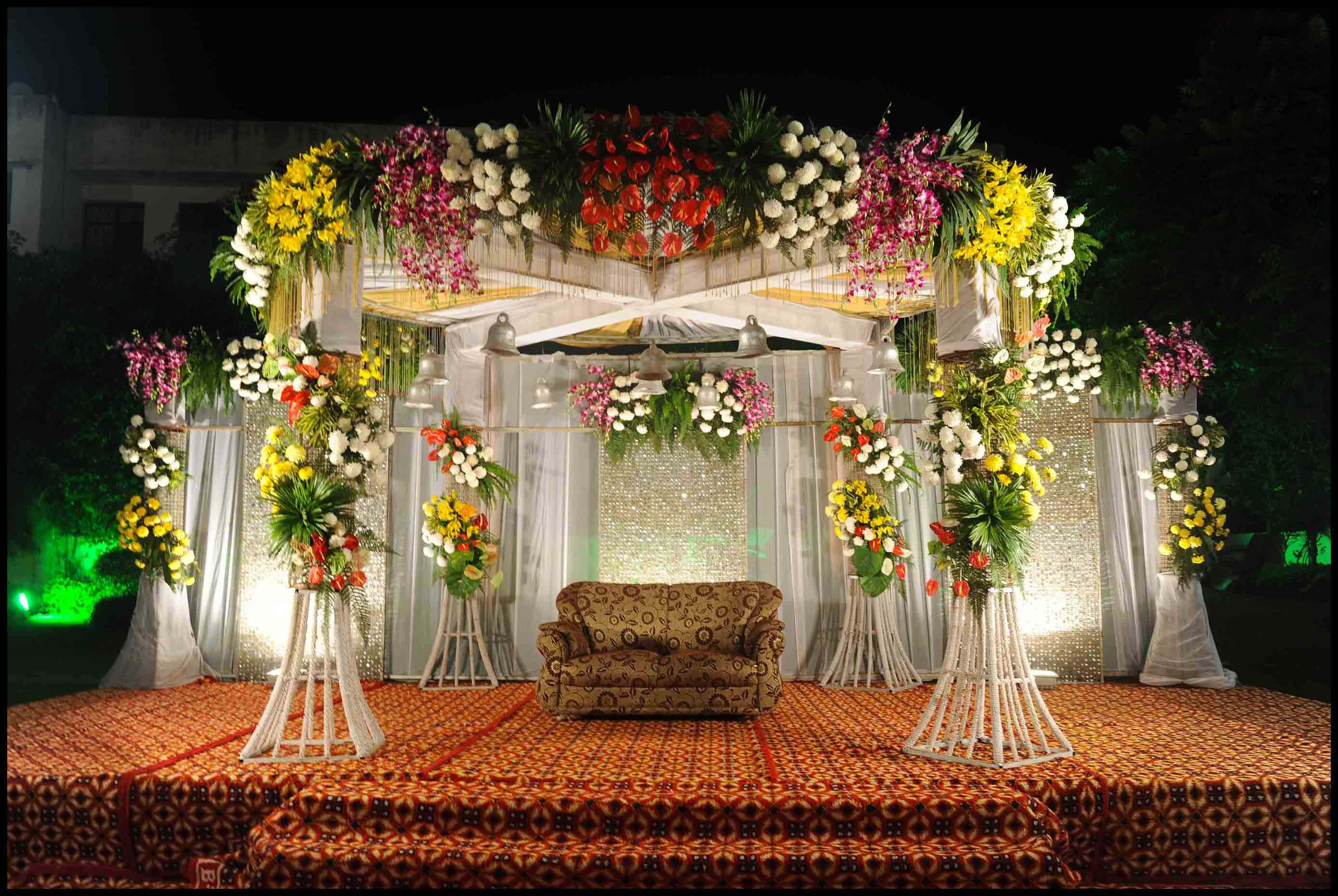 Imagine Decoration Best Wedding Stage Decoration Idea For Indian Weddings