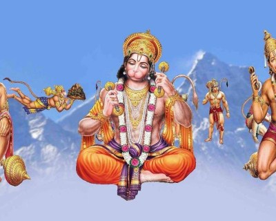 Top Best God Hanuman Ji Latest HD Wallpapers Images Photos Collection - Youme And Trends