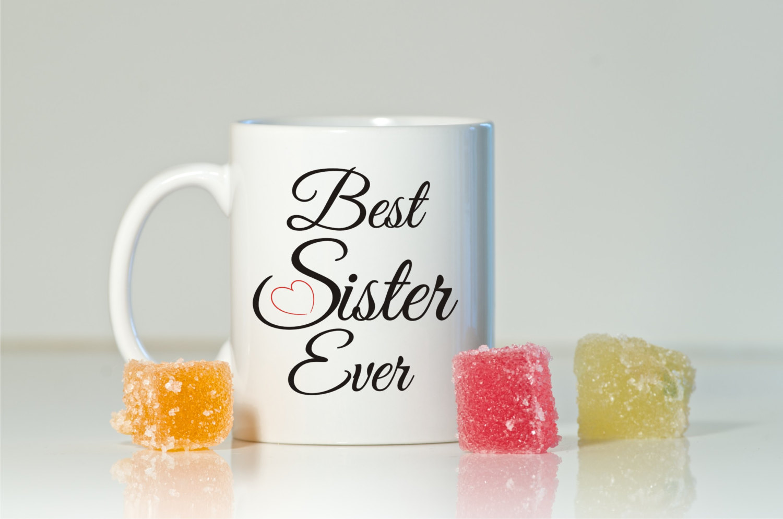 Gift Ideas Sister Birthday