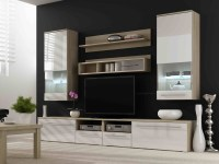 20 Modern TV Unit Design Ideas For Bedroom & Living Room ...
