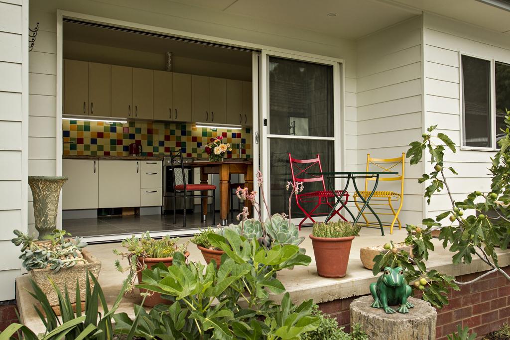Deck & Entrance