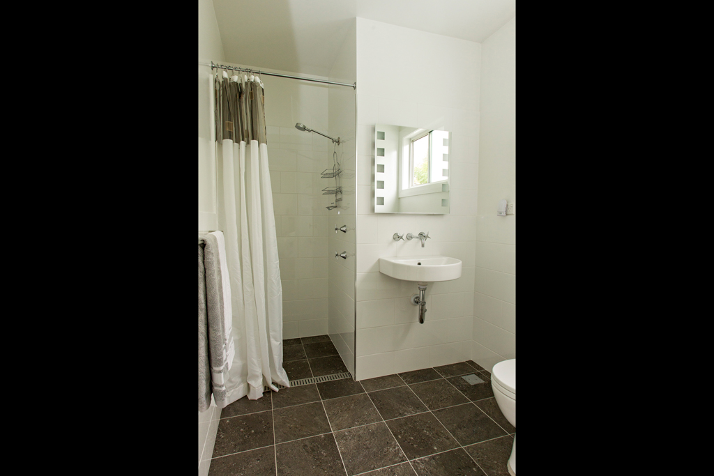 Western ensuite bathroom
