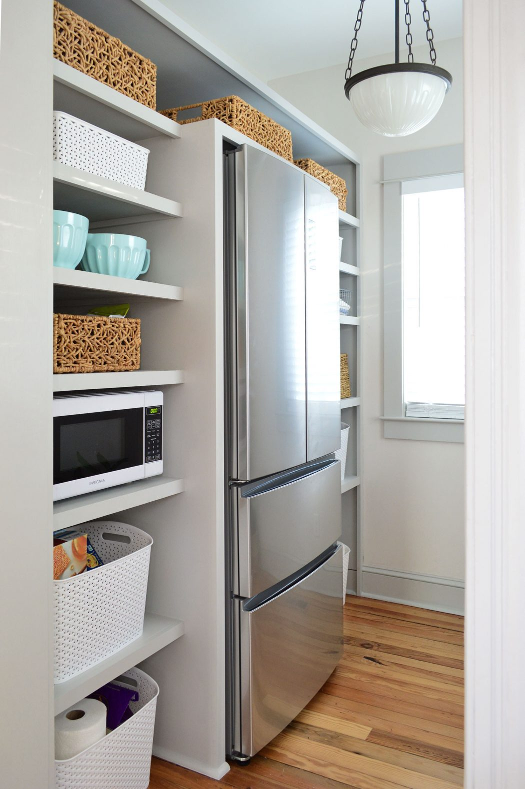 Closet Pantry How To Build Pantry Shelves Young House Love