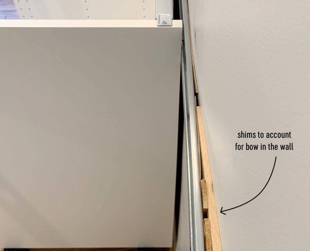 Picture Rail Ikea Tools Tricks For Installing An Ikea Kitchen Yourself Young
