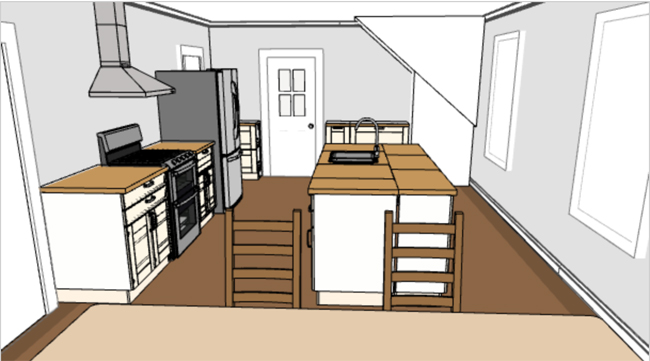 Ikea Home Planer 3d Tool How We Planned The Beach House Kitchen Young House Love