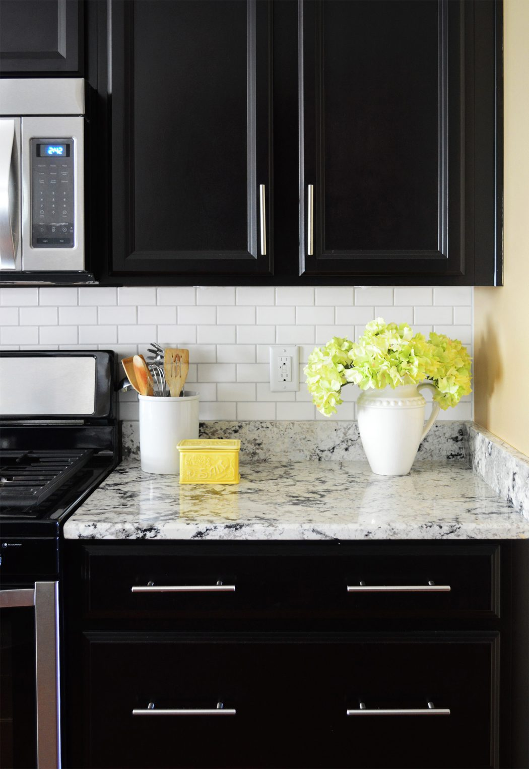 How To Install A Subway Tile Kitchen Backsplash Young - Subway Tile
