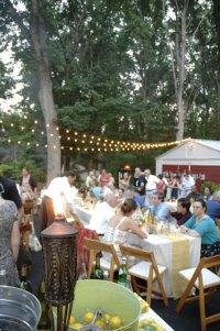 Our $4000 Backyard Wedding