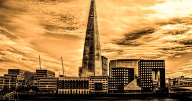 The Shard in the City