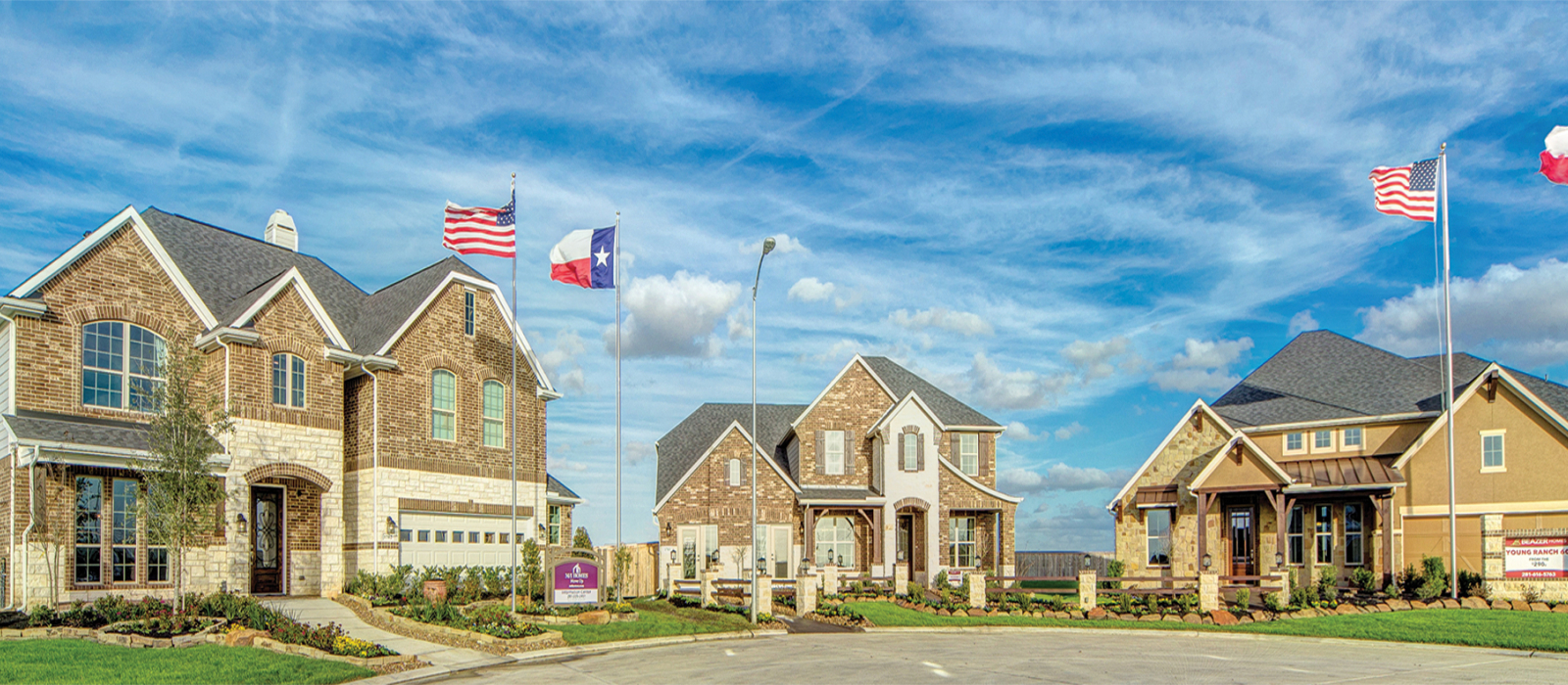 Katy Home New Home Builders In Katy Tx Young Ranch