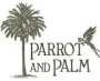 Parrot and Palm di Lucilla Schiva