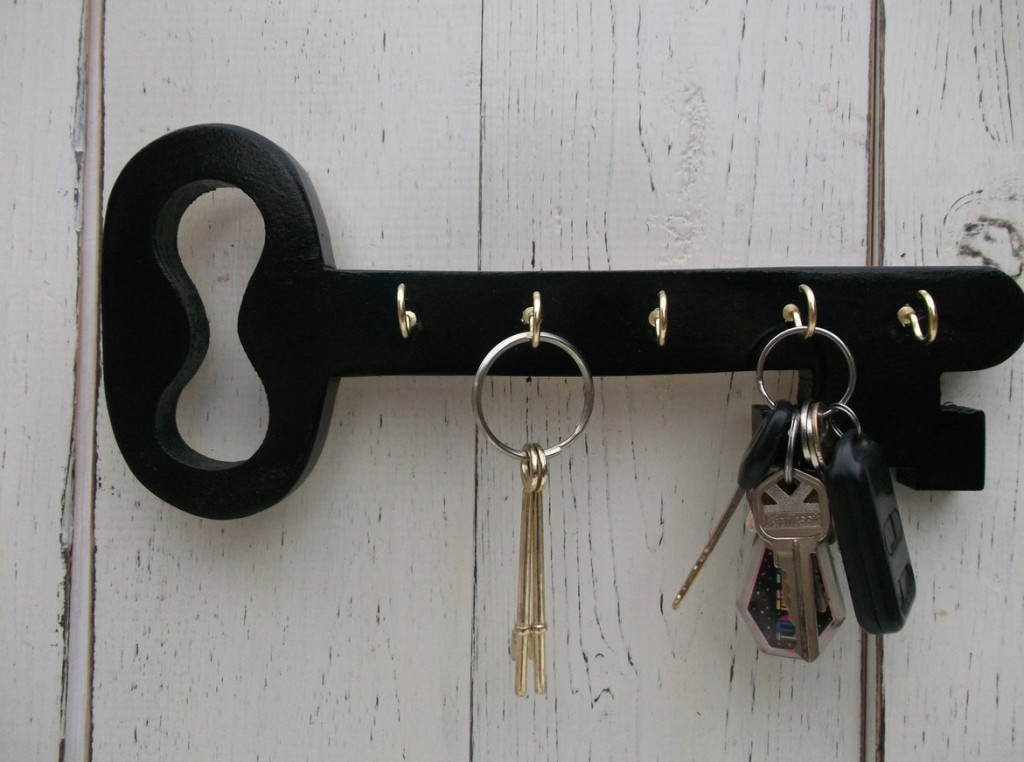 Funny Key Holders For The Wall Interior Design Ideas
