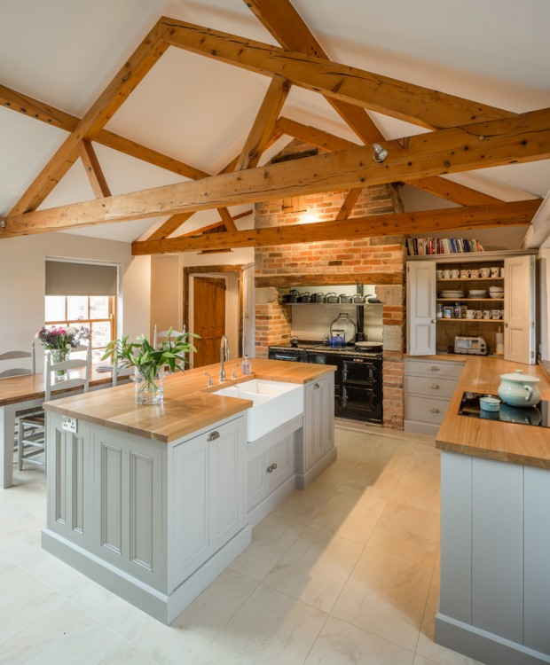 warm farmhouse kitchen designs youramazingplaces stylish table eat small kitchen ideas decoholic