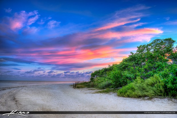 Palm Island 11 Breathtaking Hdr Florida Pictures By Kim Seng