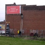 Massachusetts Ave. Billboard Project: Brad Wicklund