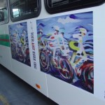 Stories in Motion: Art in Transit