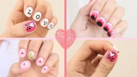 Cute And Cool Valentines Day Nail Art Design Ideas  Your ...