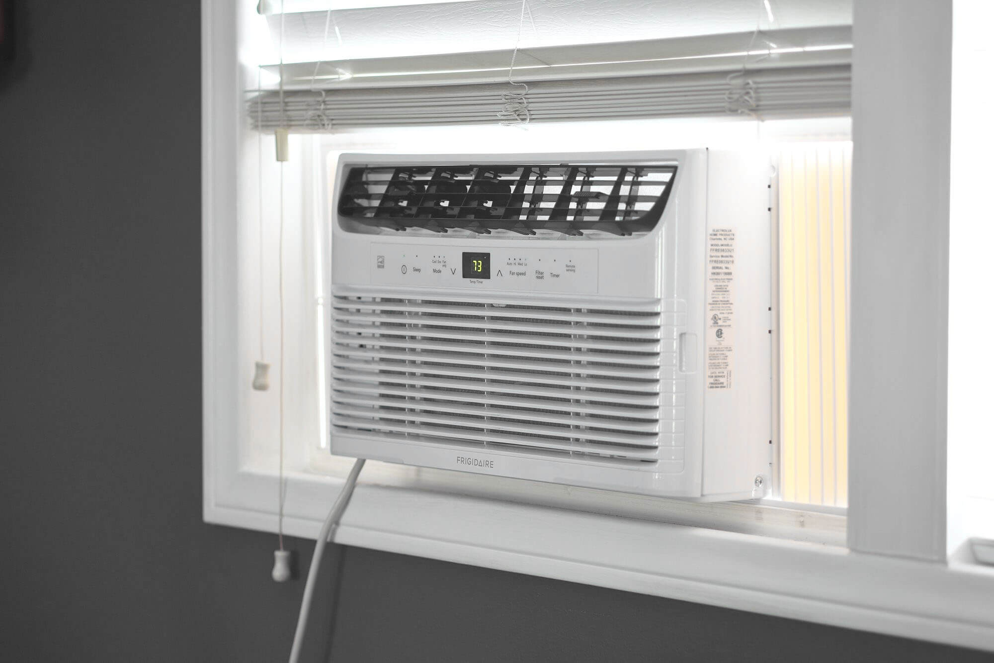 Plastic Door Curtains For Air Conditioner The Best Window Air Conditioner Of 2019