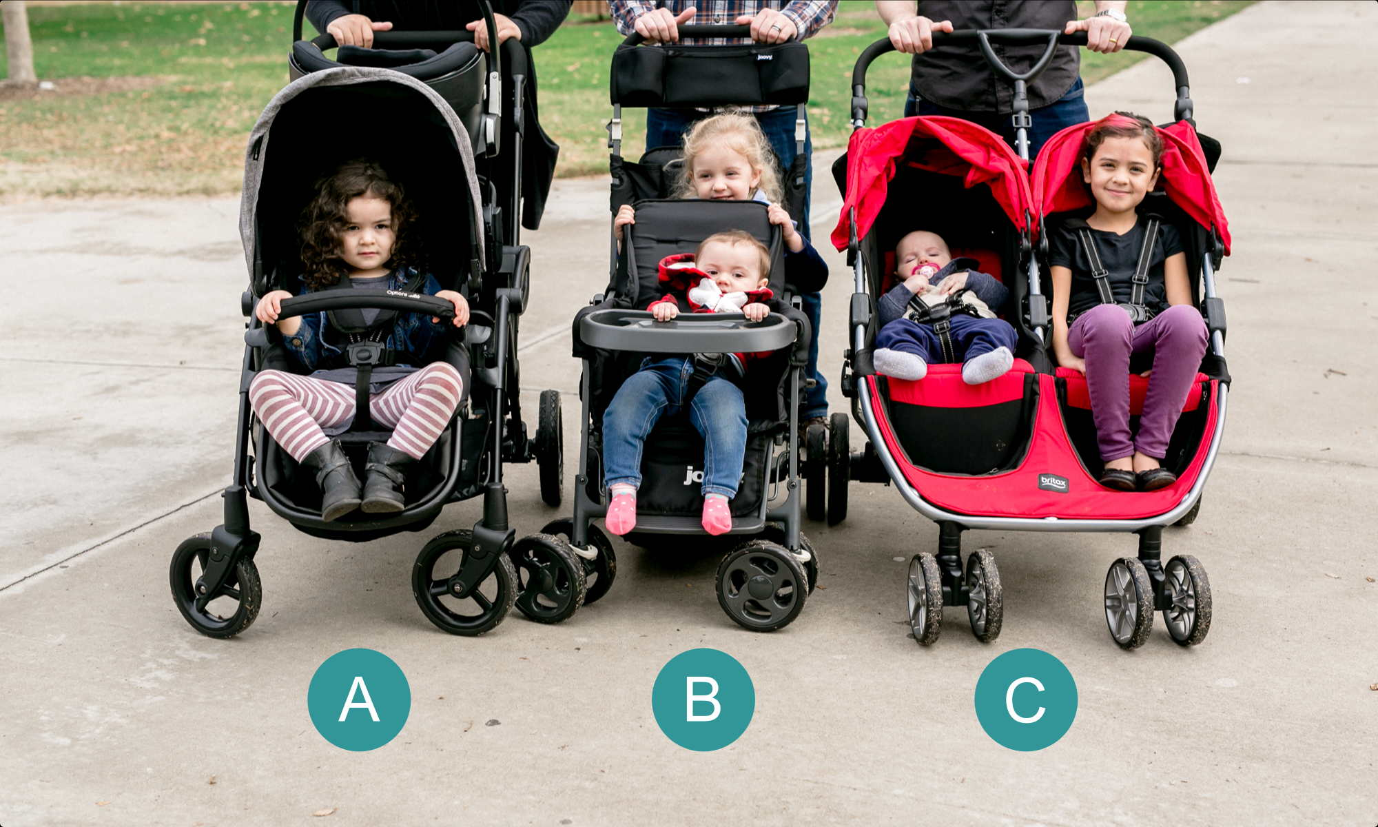 Britax Double Pushchair Reviews The Best Double Stroller Of 2019 Your Best Digs