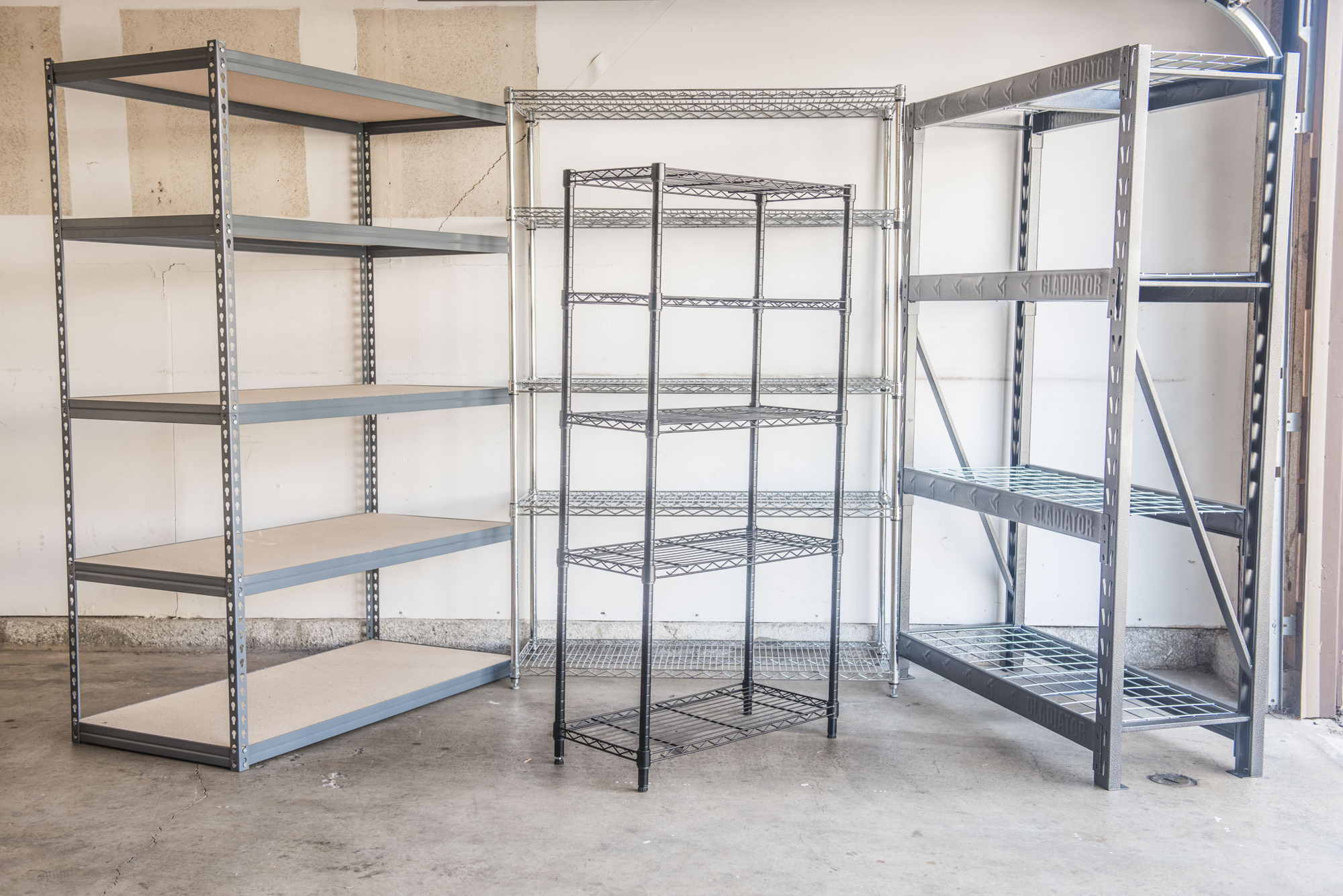 The Best Garage Shelving Of 2021 Your Best Digs