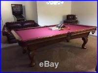 Billiards Tables  Blog Archive  Olhausen Eclipse Series ...
