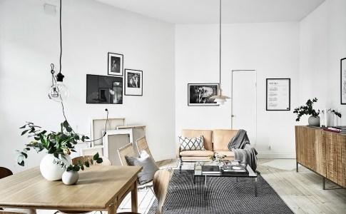 Scandinavisch interieur 2