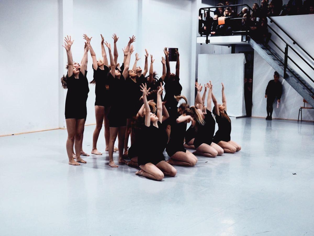 Dansvoorstelling Zoë 2