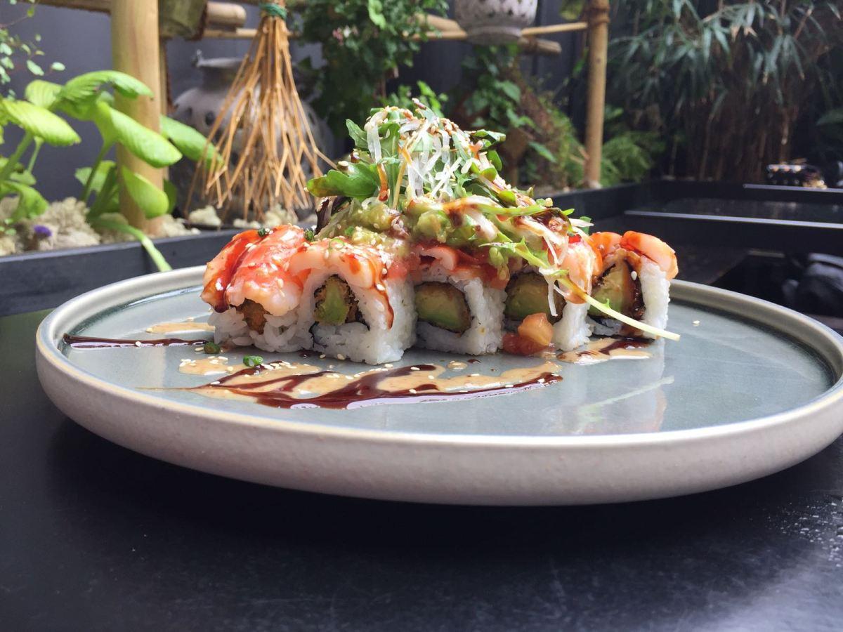 sushi dudu