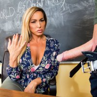 Aubrey Black in My First Sex Teacher