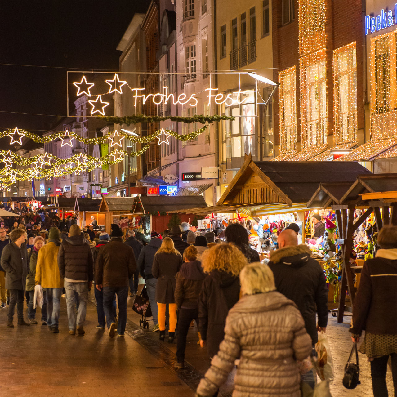 Ecco Lübeck Explore The More Than 150 German Christmas Markets Starting End