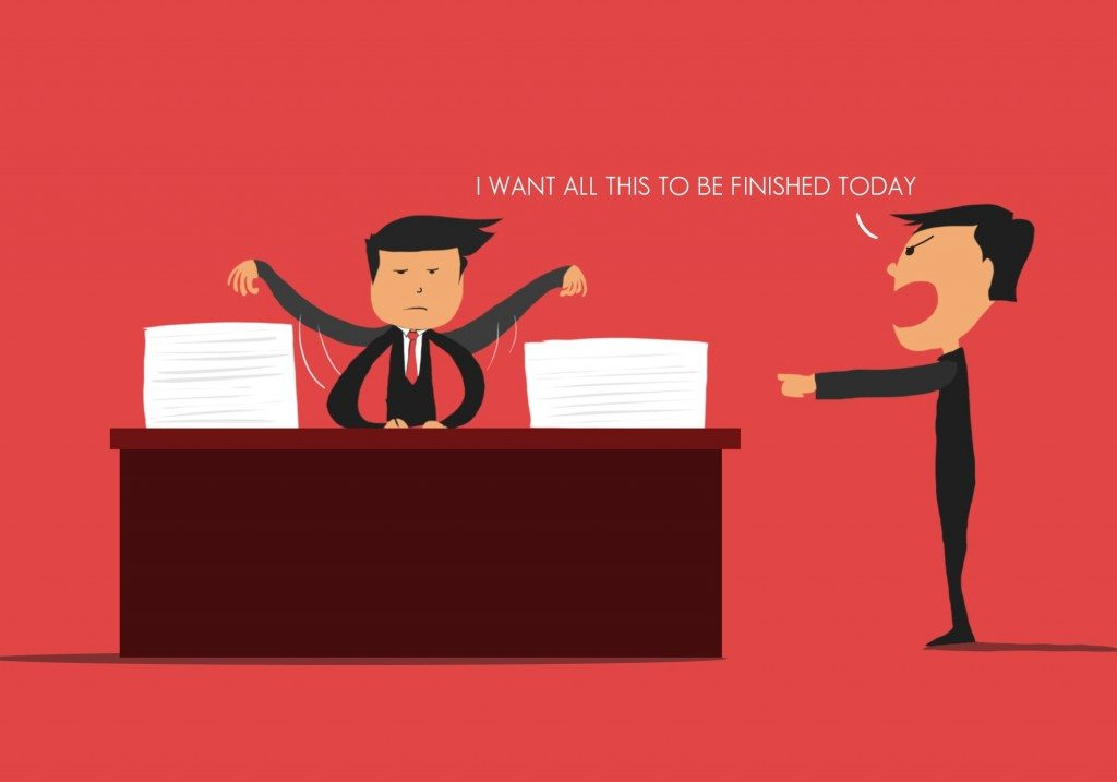 9 Tips to Please Your Tough Boss - how do you handle difficult situations