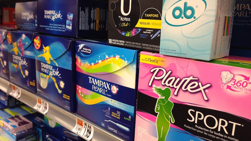 tampon-shelf