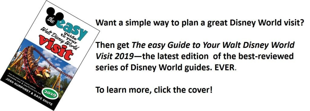 Itineraries By Week for Walt Disney World