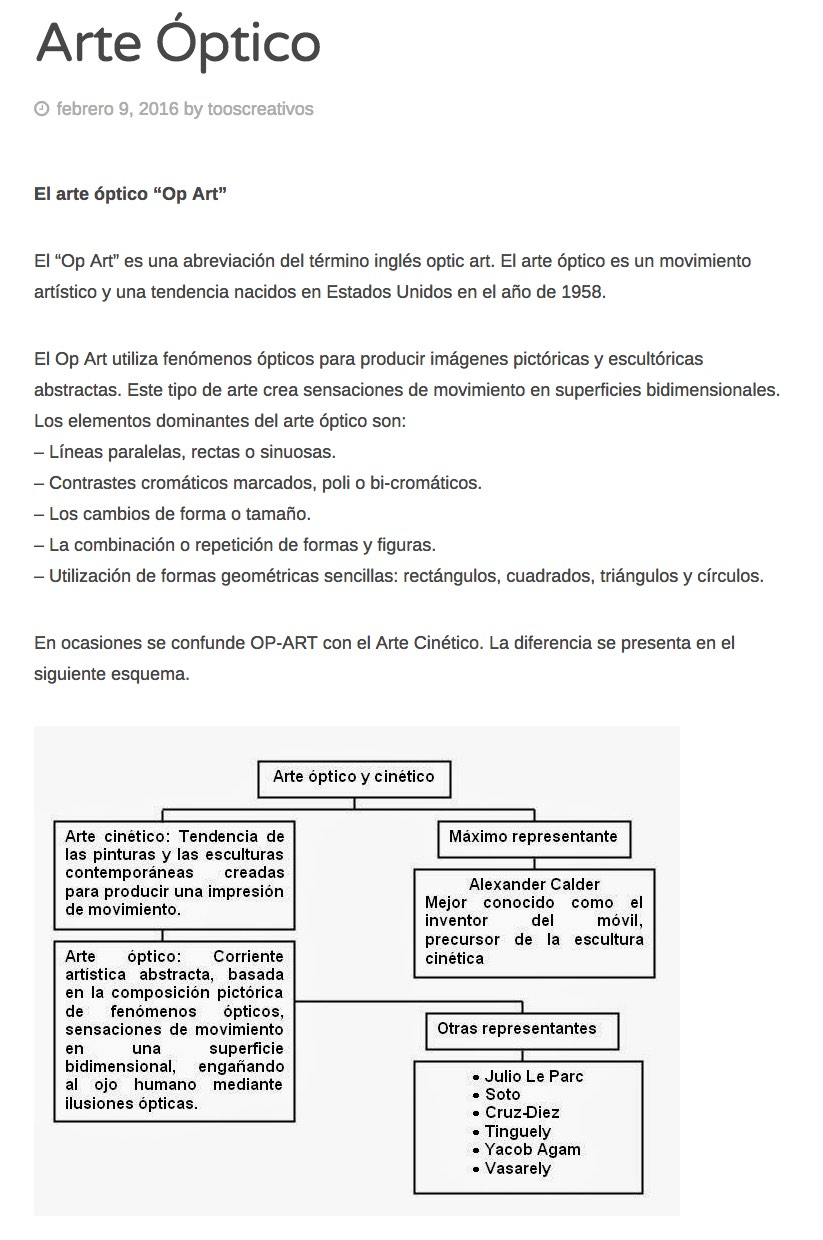 Arte Optico Caracteristicas Generales Arte óptico Youri Messen Jaschin Bibliography 1 111 Document S
