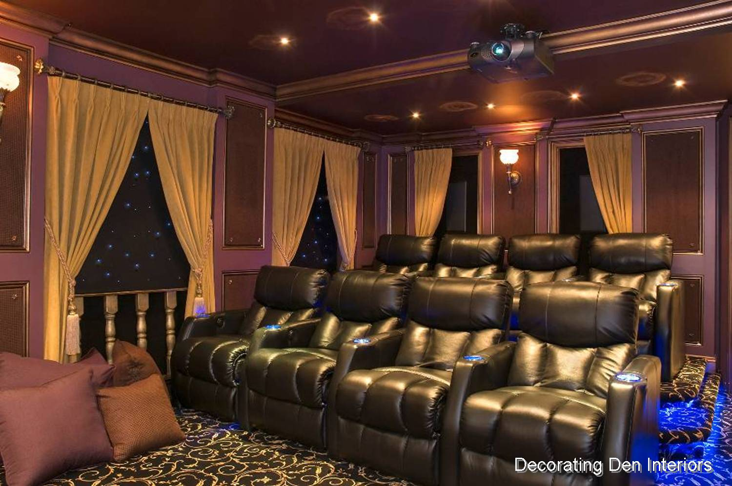 Tips for Creating a Media Room, Big or Small