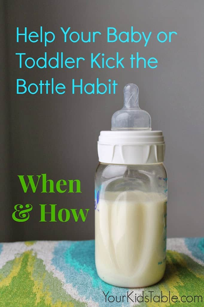 How to Wean Baby From Bottle - Your Kid\u0027s Table