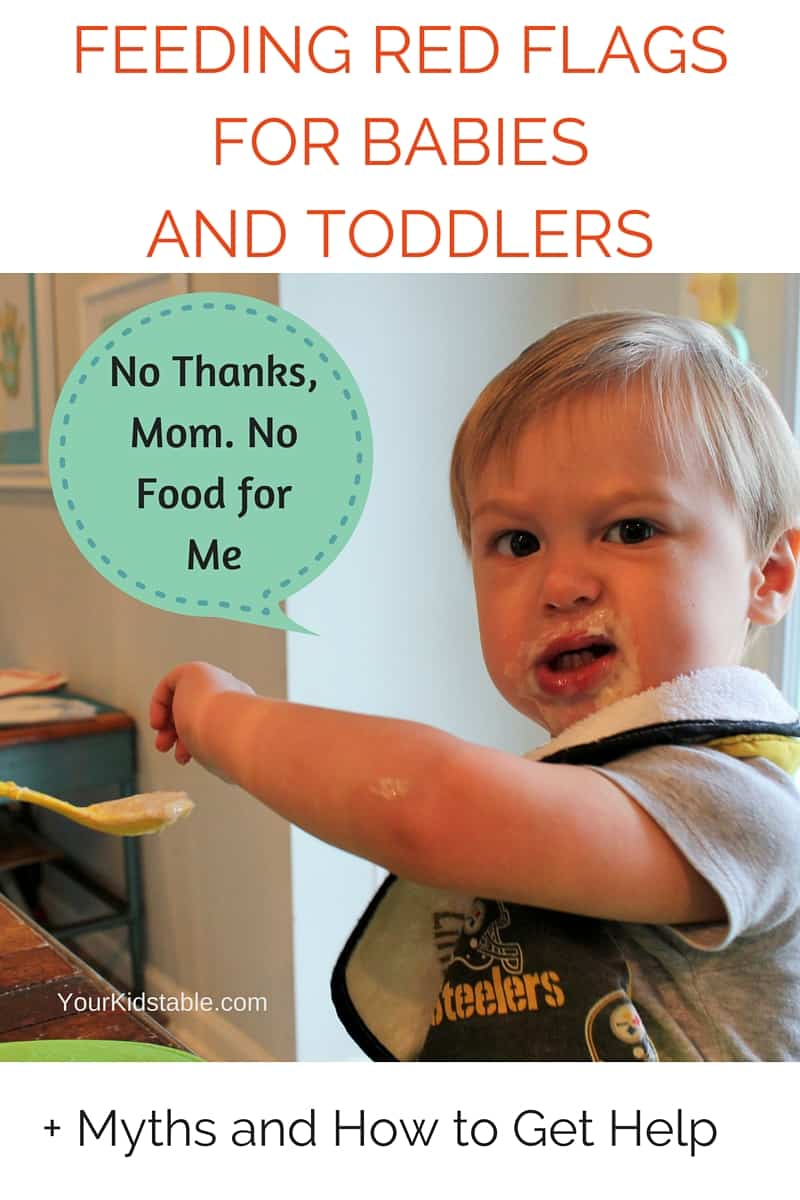 Nursing And Baby Biting Feeding Red Flags For Babies And Toddlers Your Kid S Table