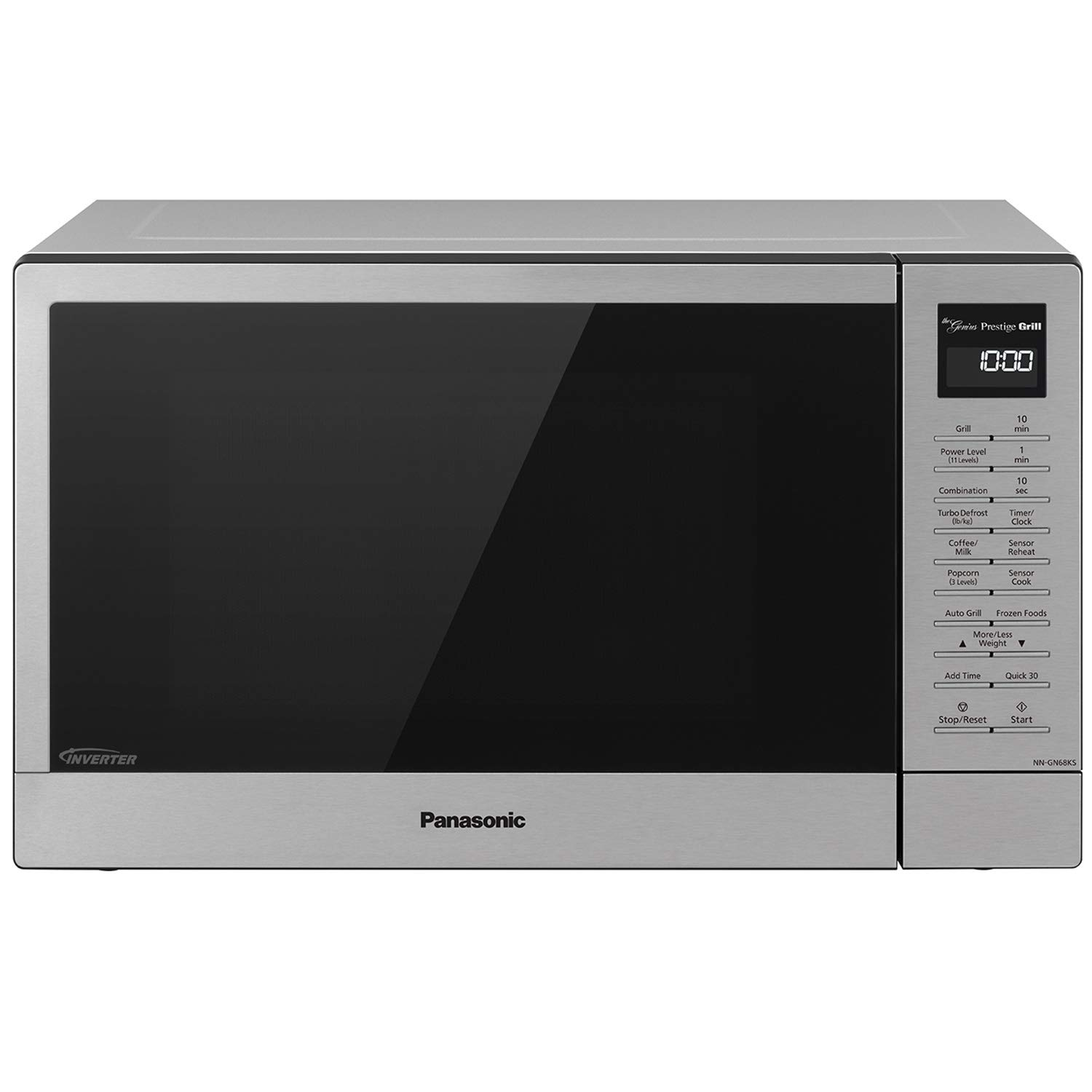 Panasonic Countertop Microwave Oven Nn Gn68ks Review Yourkitchentime