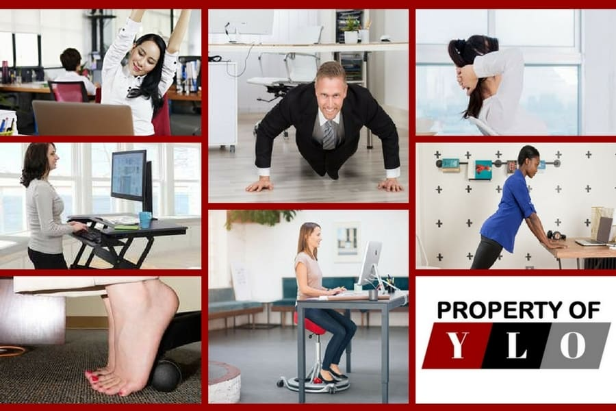 10-Minute Office Exercise Program Your Lifestyle Options - office exercise