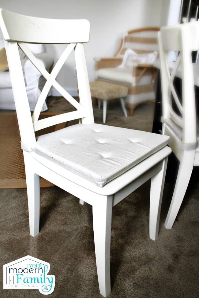 Ikea Ingolf Chair Diy Ikea Homework Station (works For Multiple Kids, Too!)